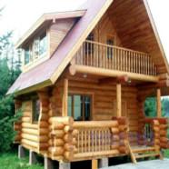 Выбираем древесину для строительства