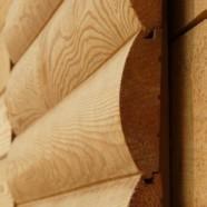 Блок-хаус идеальный отделочный материал