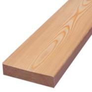Строганная доска из лиственницы — идеальный материал