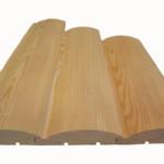 Блок-хаус: классификация, размеры, монтаж