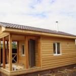 Строить дом из бруса