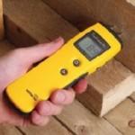 Определение влажности древесины