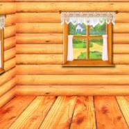 Как превратить дом в сказочную избу?