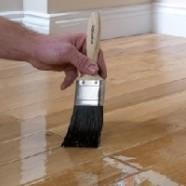 Покрытие для деревянного пола